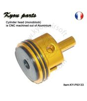 Tête de cylindre renforcée GB v3 spécifique AUG/G36