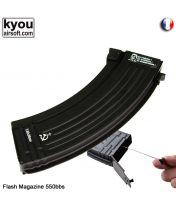 Chargeur Flash 520 bbs pour AK