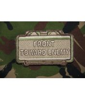 Patch brodé Front Toward Enemy - Multicam