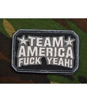 Patch brodé Team America - Swat