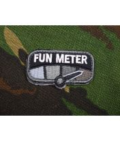Patch brodé Fun Meter - Swat