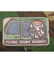 Patch brodé Flying Trunk Monkey - Multicam