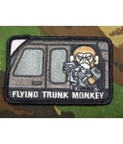 Patch brodé Flying Trunk Monkey - Swat