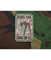 Patch brodé Bang'Em All - Multicam
