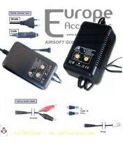 Chargeur automatique Ni-Cd/NiMh de 2.4v à 12v