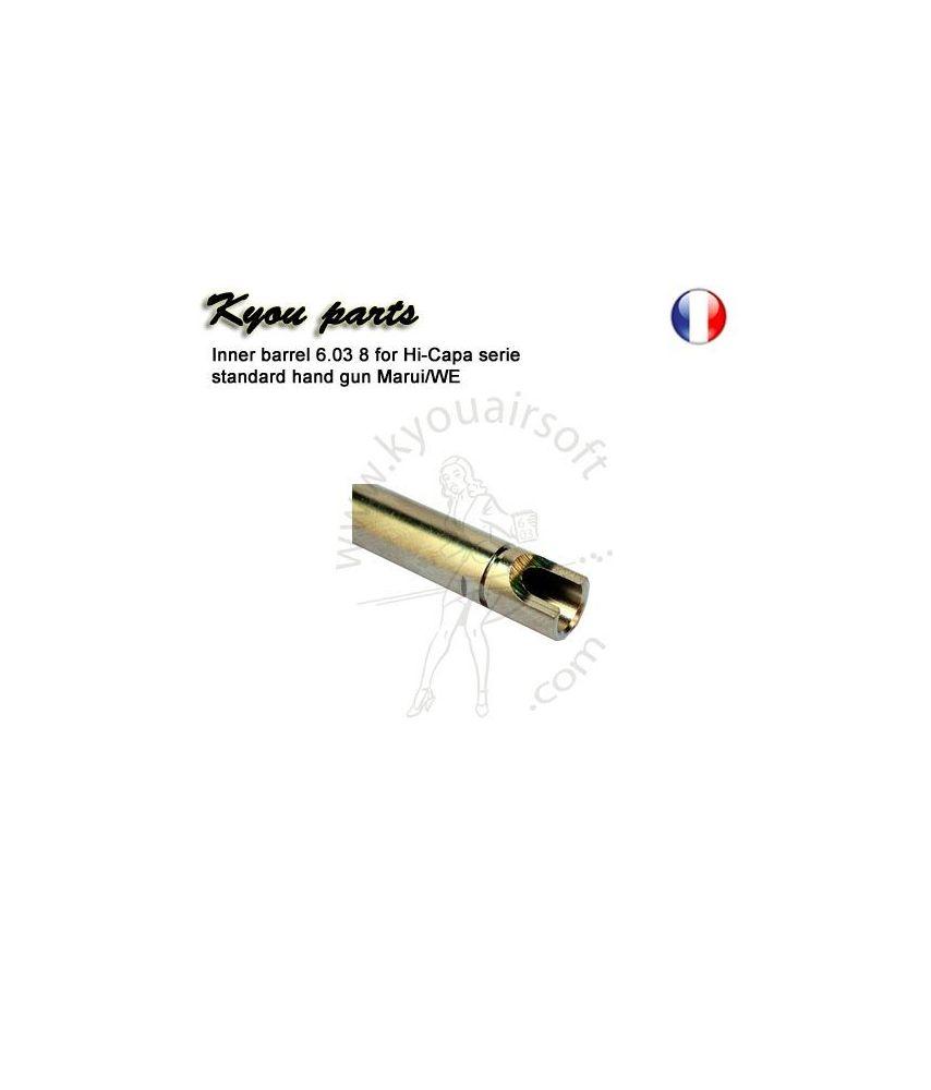 Canon de précision 6.03 - 113mm pour Hi-Capa 5.1