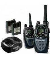 Pack de 2 radios MIDLAND G7 bi-fréquences LPD (10mw) et PMR446 (500mw)