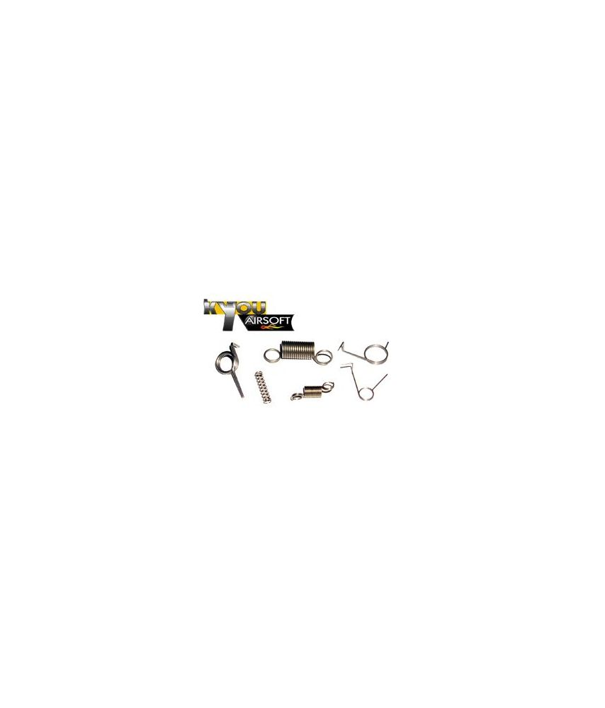 Kit de ressorts internes gearbox GB V2