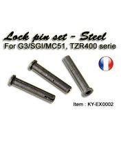 Goupilles acier type G3