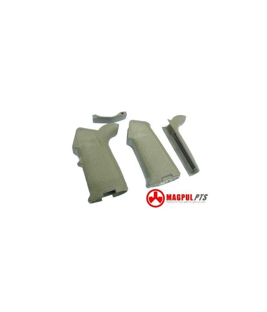Grip moteur modèle MIAD OD pour AEG type M4/M16