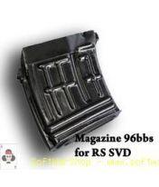 Chargeur 96bbs acier pour SVD Real Sword