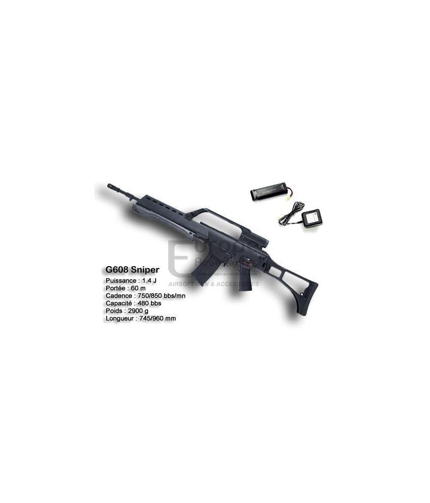 G36 Standard (TZR608S)