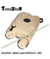 Boitier type AN/PEQ 15 - Tan