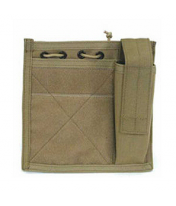 Admin / Compass / Flashlight Pouch - Coyote Tan