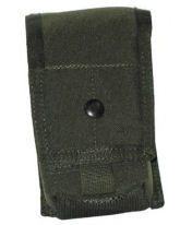 M14 Double Mag Pouch avec séparateur - Vert Olive