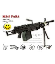 M249 Para - Full metal - Easy Upgrade